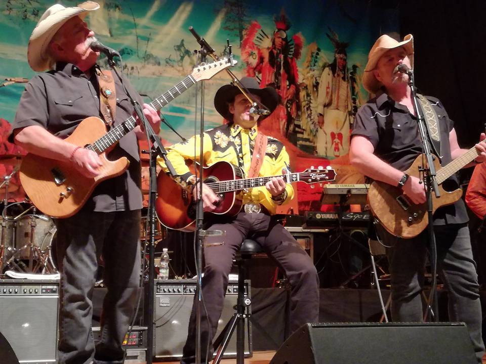 MICHAEL STONE & BELLAMY BROTHERS